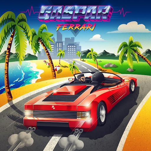 Gaspar альбом Ferrari