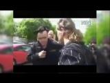 А вот каким скоротечным был гей-парад в Беларуси. У Батьки не забалуешь