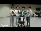 VIDEO NU'EST W для Dispatch (23.06.18)