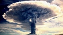 Картинка природа. Вулкан, дым, природа, извержение.