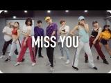 1Million dance studio Miss You - Cashmere Cat, Major Lazer & Tory Lanez / Yumeki Choreography
