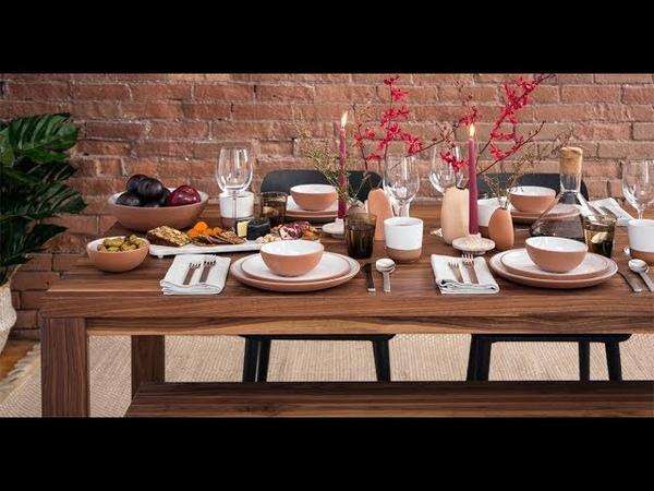 Fall Entertaining Style Table Setting Ideas    House Home