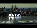 99lbs - Stevo Poulin - Shenendehowa NY vs. Nick Palso - Ballston Spa NY - 1-6-18