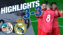 HIGHLIGHTS | Salmantino 3-3 Real Madrid Castilla