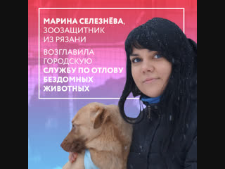 Бездомных животных не будет тогда, когда люди прекратят их выбрасывать - зоозащитник Марина Селезнева