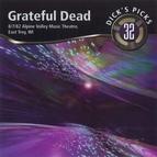 Grateful Dead альбом Dick's Picks Vol. 32: 8/7/82 (Alpine Valley Music Theater, East Troy, WI)