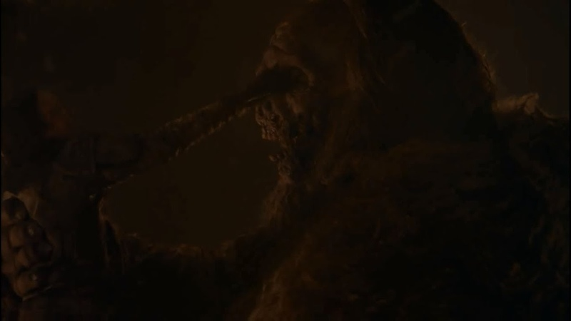 Битва да Винтерфелл. Часть 5. Смерть Лианны Мормонт. Игра Престолов