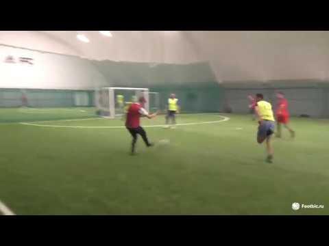 FOOTBIC.RU. Видеообзор 24.08.2018 (Метро Марьина Роща). Любительский футбол