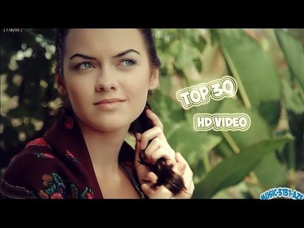 En Çok Dinlenen Rus Şarkıları - Rusça Müzikler «Русские Песни Кайфовая Музыка»Top 30