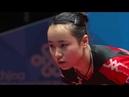 WTC Halmstad 2018 * Ukraine Japan Match 1 GAPONOVA Ganna ITO Mima
