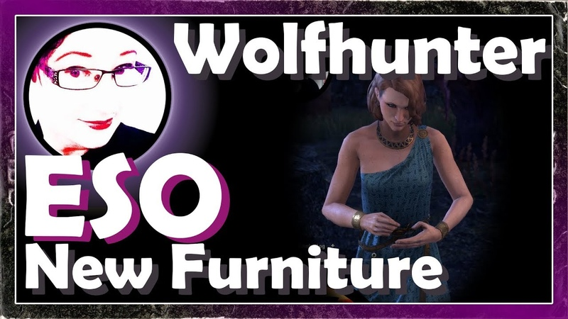 What do Rollis and Faustina have? | Master Writ - Housing | ESO Wolfhunter | Icy Talks 20180710