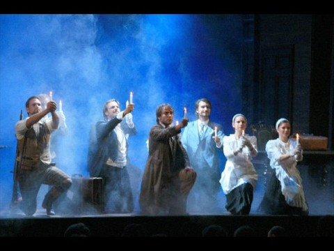 Dracula Das Musical - Eh du verloren bist