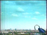 Реклама, заставка канала и часы (ОРТ, ноябрь 2000)