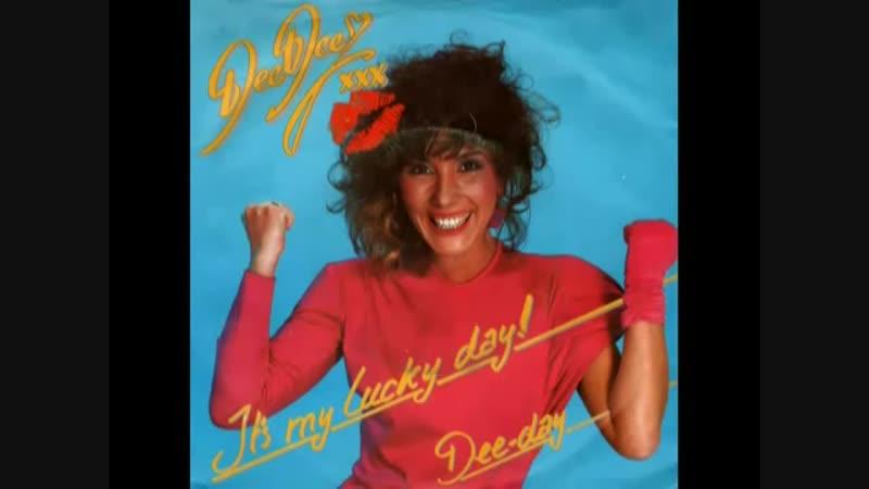 DEE DEE - ITS MY LUCKY DAY (Single Version Edit.) By TELDEC Records INC. LTD. Video Edit.