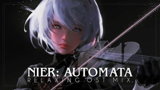 Nier:Automata Music Mix (Study/Work) (Official)