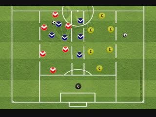 (6+6) v (3+3) - fitness in soccer