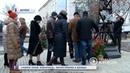 Памяти героев энергетиков Митинг реквием в Донецке 18 12 2018 Панорама