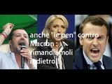 FRANCIA,CASO LIFELINE.LE PEN CONTRO MACRON.NESSUNO LI VUOLE . MANDIAMOLI INDIETRO!!!