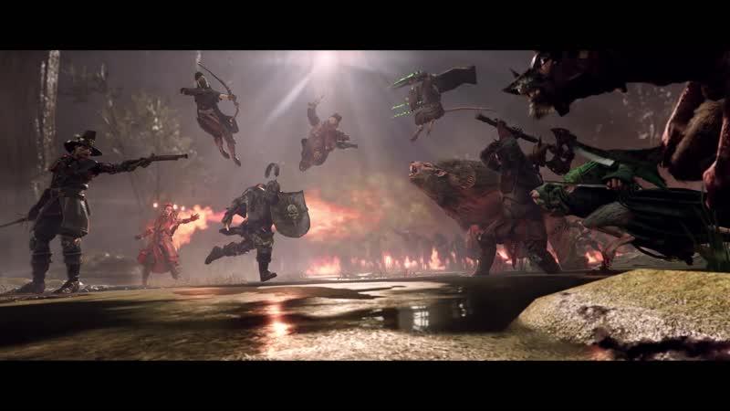 Warhammer Vermintide 2 PlayStation 4 Release Trailer