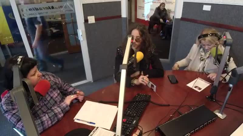 Polskie Radio 1030AM 104.7FM was live. Michał Szpak