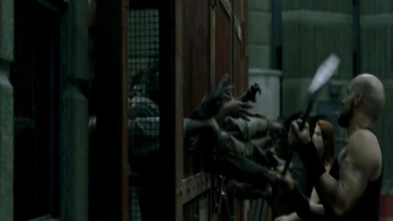 Клип на фильм Обитель зла resident evil 4