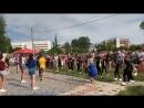 День молодёжи в сквере Барышникова