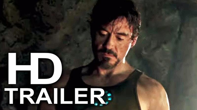 CAPTAIN MARVEL Leading Up To Avengers Endgame Trailer NEW 2019 Superhero Movie HD