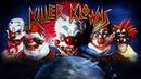 Клоуны-убийцы из космоса (1988 HD) Фантастика, Ужасы, Комедия