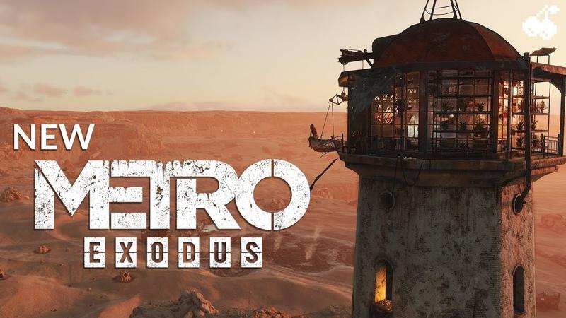 NEW: Metro Exodus Gameplay - Post Apocalyptic Adventure Game