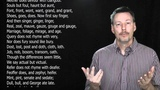 The Chaos Of English Pronunciation by Gerard Nolst Trenit