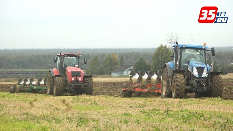 Аграрии подводят промежуточные итоги уборки урожая на полях Вологодчины