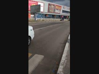 Воронеж. Наглые водители