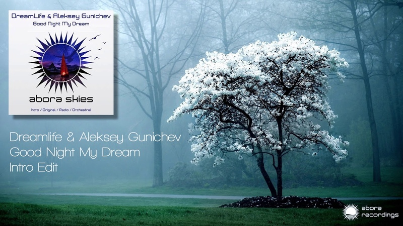 DreamLife Aleksey Gunichev Good Night My Dream Intro Edit Abora Recordings