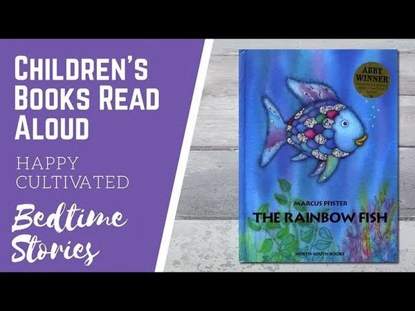 The Rainbow Fish Book Read Aloud | Childrens Book Read Aloud Bedtime Story Fish Book
