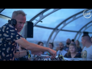 Deep house presents: fatboy slim @ british airways i360 for cercle [dj live set hd 1080]
