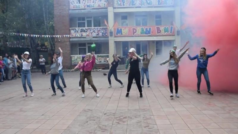 ЛАШ 2017 Командирский танец Революция