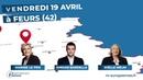 Venez rencontrer les candidats du RN partout en France au mois d'avril 2019 !