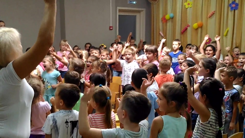 Краснодар - город надежды. Исполняет хор детского сада №108.mp4
