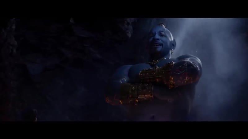 Аладдин Официальный трейлер 6