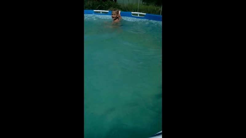 Заплыв Владюхи