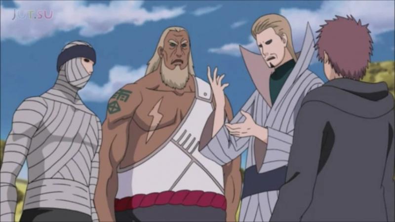 как то все тут дерьмово в будущем(Naruto)