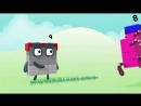 Numberblocks Playing with Numbers Learn to Count