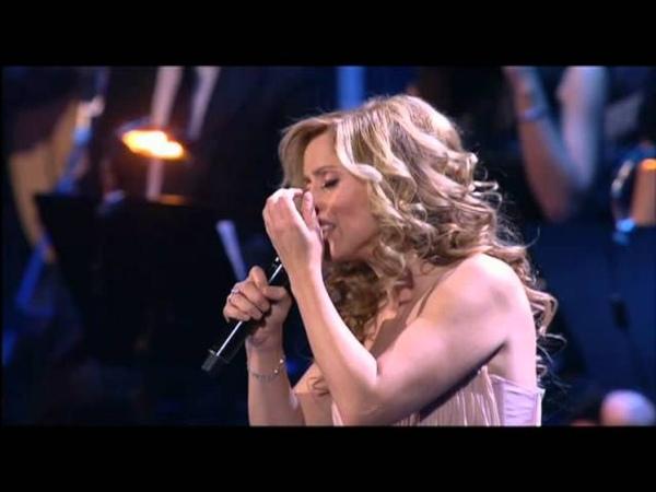 Lara Fabian and Igor Krutoy - Mademoiselle Zhivago concert (Moscow, 2010) - Part 38