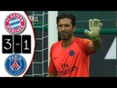Bayern Munich vs PSG 3-1 Resumen Highlights Amistoso 2018