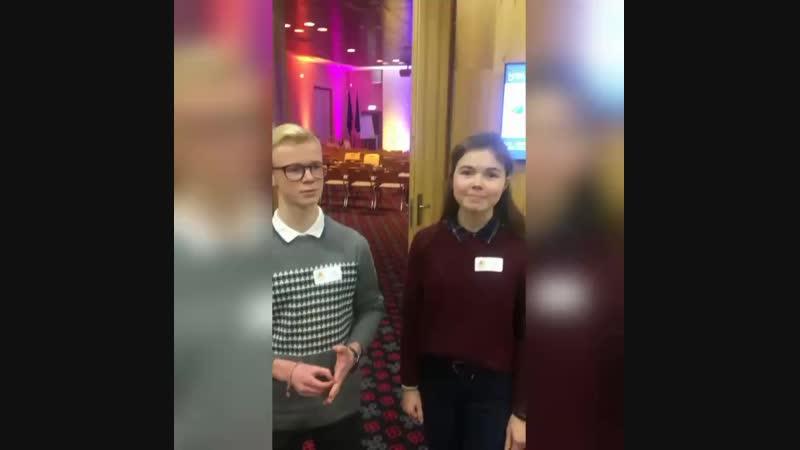 Интервью с участниками проекта Changemakers Academy 2019