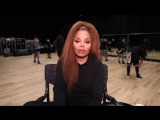 Janet Jackson - State of the world Tour Rehearsal