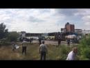 На Харьковщине молодчики в балаклавах пытались захватить элеватор