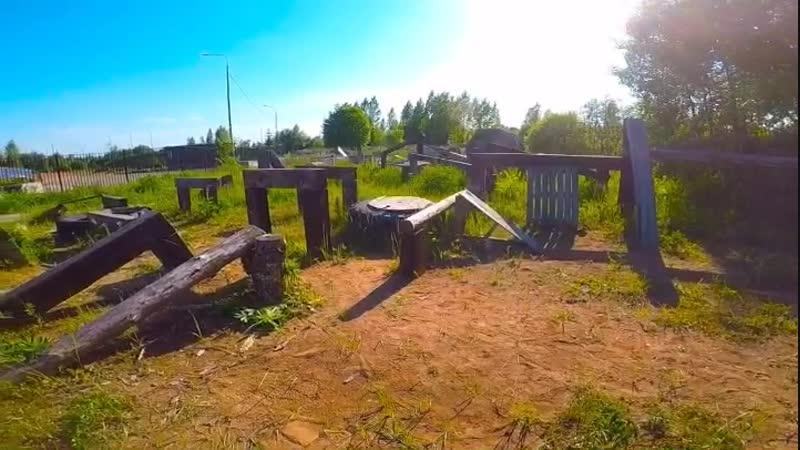 Zelenograd trial spot