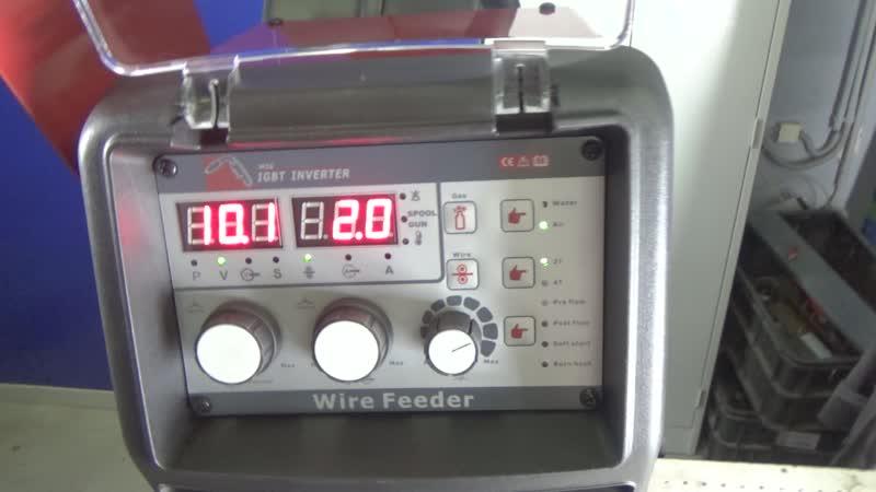 Умная синергетика в аппаратах Flama Multimig 500F SYN