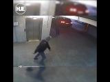 В Иркутске охранник обезвредил автоугонщика с ножом